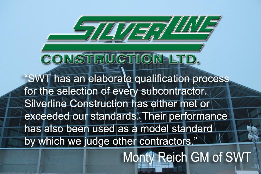 Silverline testimonial SWT